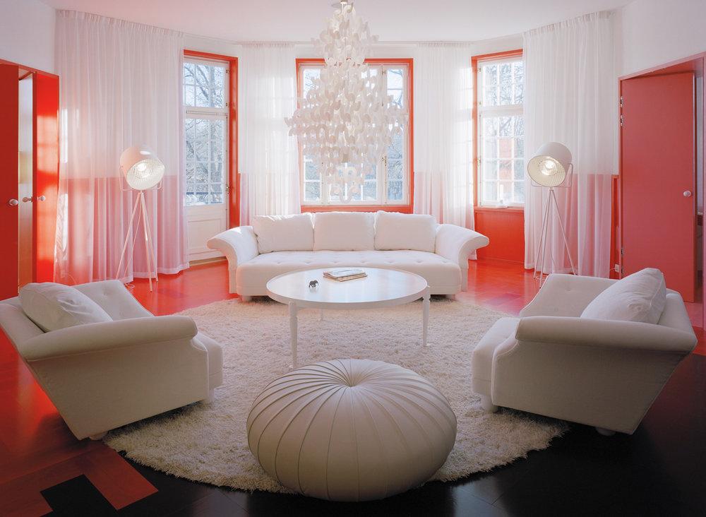 Last - Fixture: Last floor.Project: Privat lägenhet.Architect: Tham & Videgård Hansson.