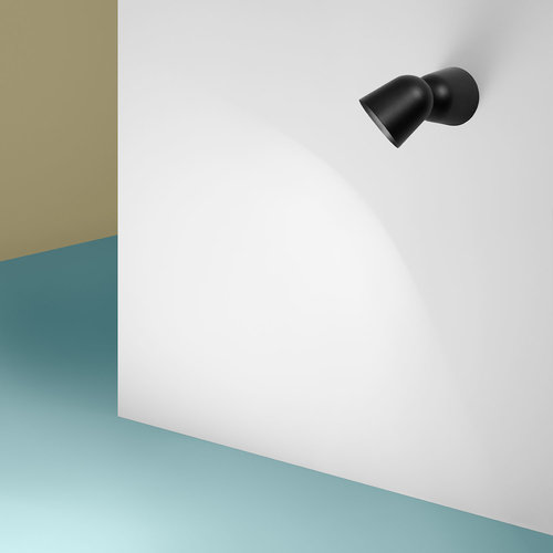 Convex spotlight - Wall