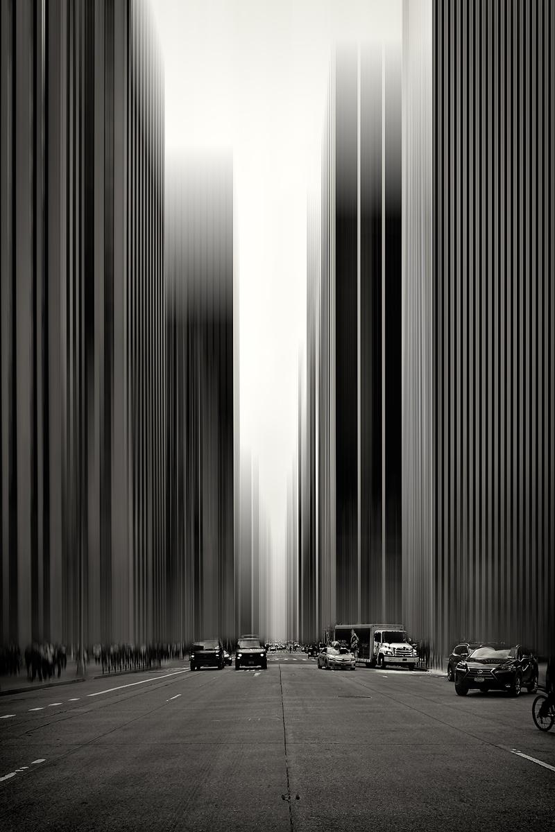 Taishoku I [退色], 2015, New York Beyond Monochrome Exhibit