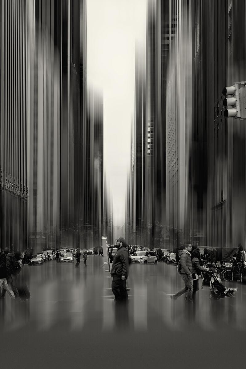 Taishoku V [退色], 2015, New York Beyond Monochrome Exhibit