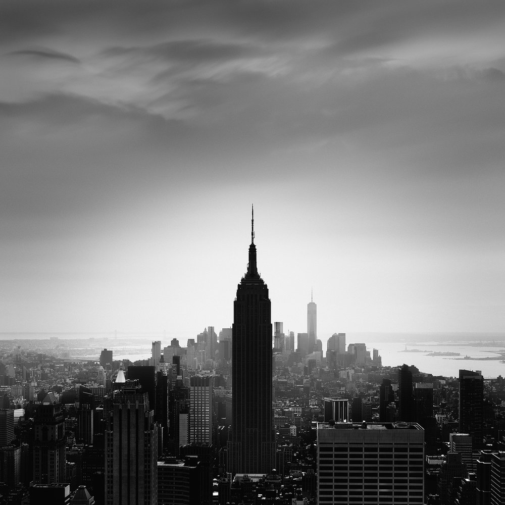 Vision Symphony II- Light and Shadows - The Empire State