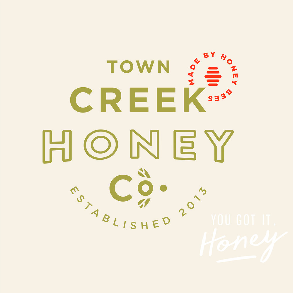 Client:  Town Creek Honey