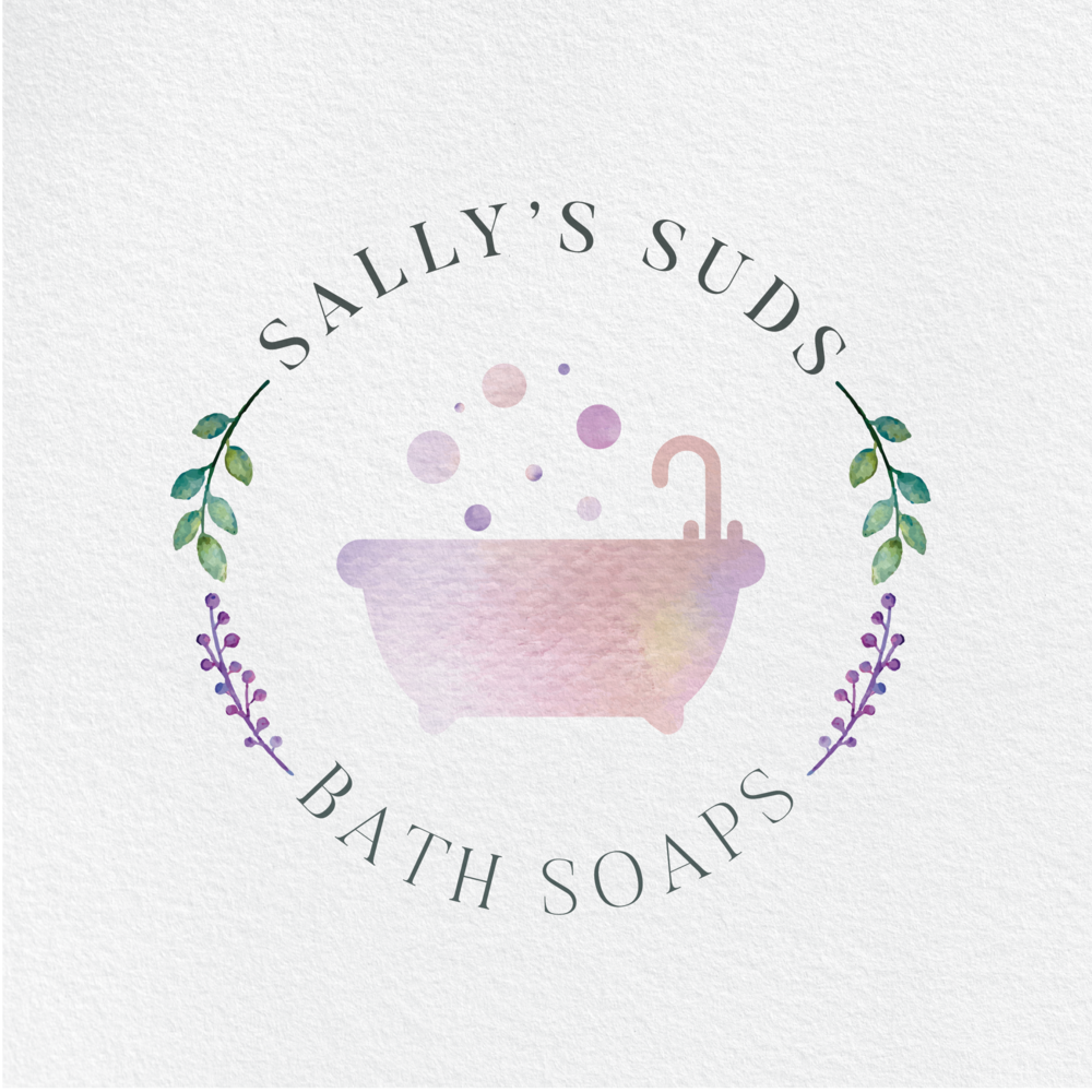 Client:  Sally's Suds Bath Soaps