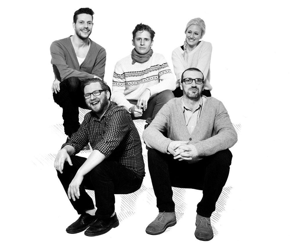 """Note Design Studio - -""""To notice something, to get noted: we are named after what we are set to achieve"""". NOTENOTE grundades i Stockholm 2007 och växte snabbt till en etablerad designstudio. NOTE är en tvärvetenskaplig studio som arbetar inom arkitektur, interiörer, produkter, grafisk design och designstrategi. Som designers observerar de ständigt och utforskar sin omgivning, genom sina kompetensområden försöker de att påverka andra att följa efter. Genom att identifiera vad som är unikt i varje projekt, omvandlar de icke materiella värden till taktila objekt och utrymmen.Tillsammans med kunder som ZERO, Spendrups, ATG, IKEA och Avanza Bank har de bland annat realiserat progressiva och uppmärksammade interiörer och produkter. Deras årliga utställning"""