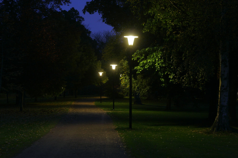 Berzeli - Armatur: Berzeli.Projekt: Ronneby Stadspark.