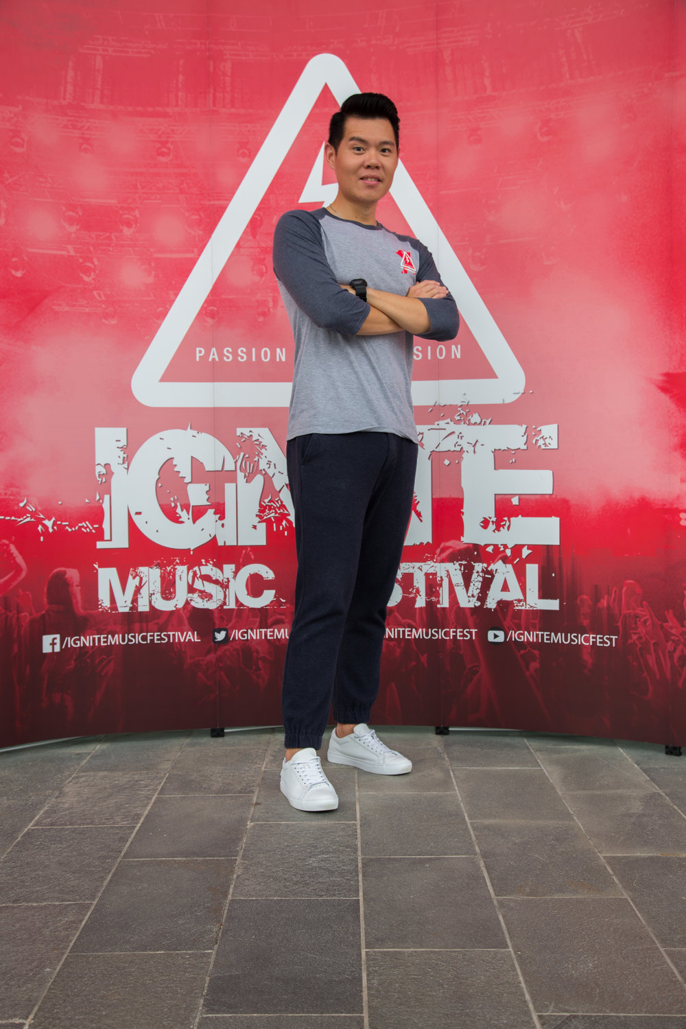 Kenny Lim -   Festival Co-Director / Festival Producer