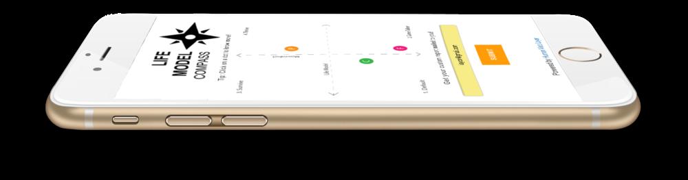 Life Model Compass App