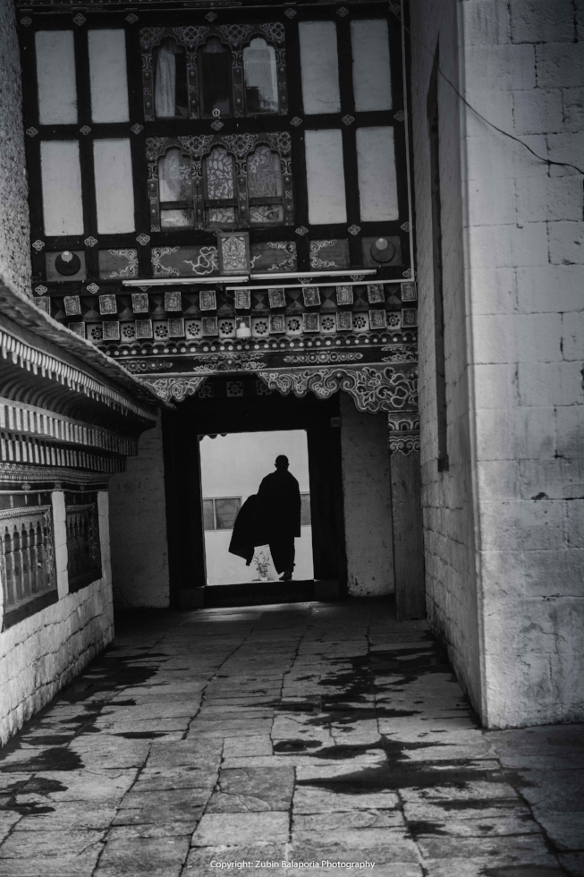 The Forgotten Monk