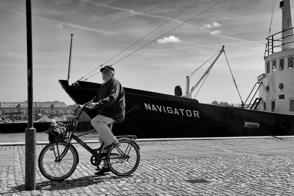 Navigator Series - The Cyclist