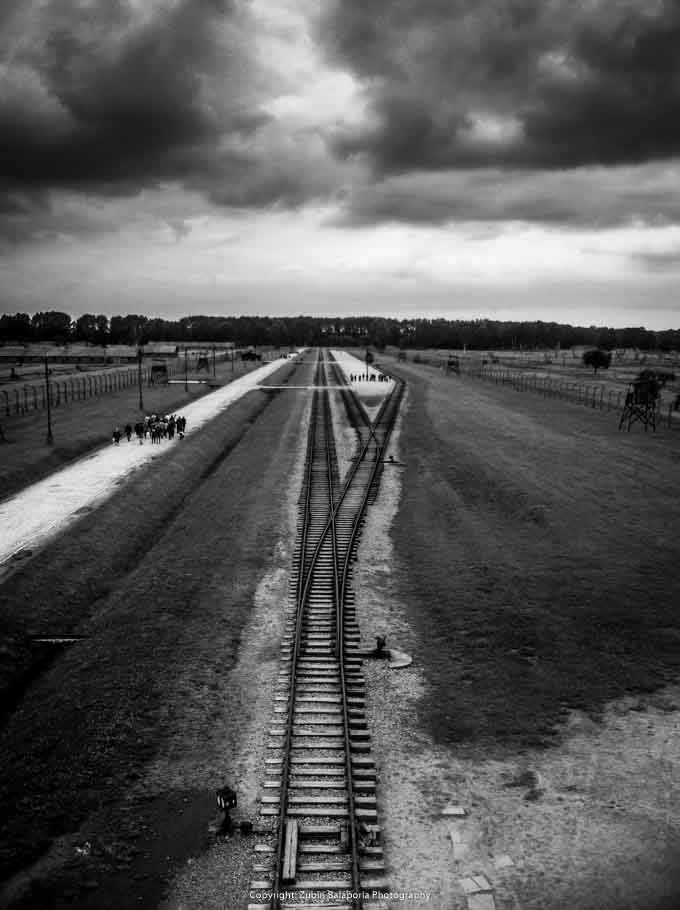 The Road to Birkenau