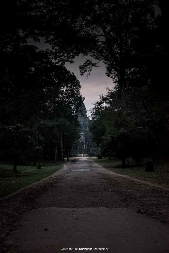 Angkor Wat - The Divine Path