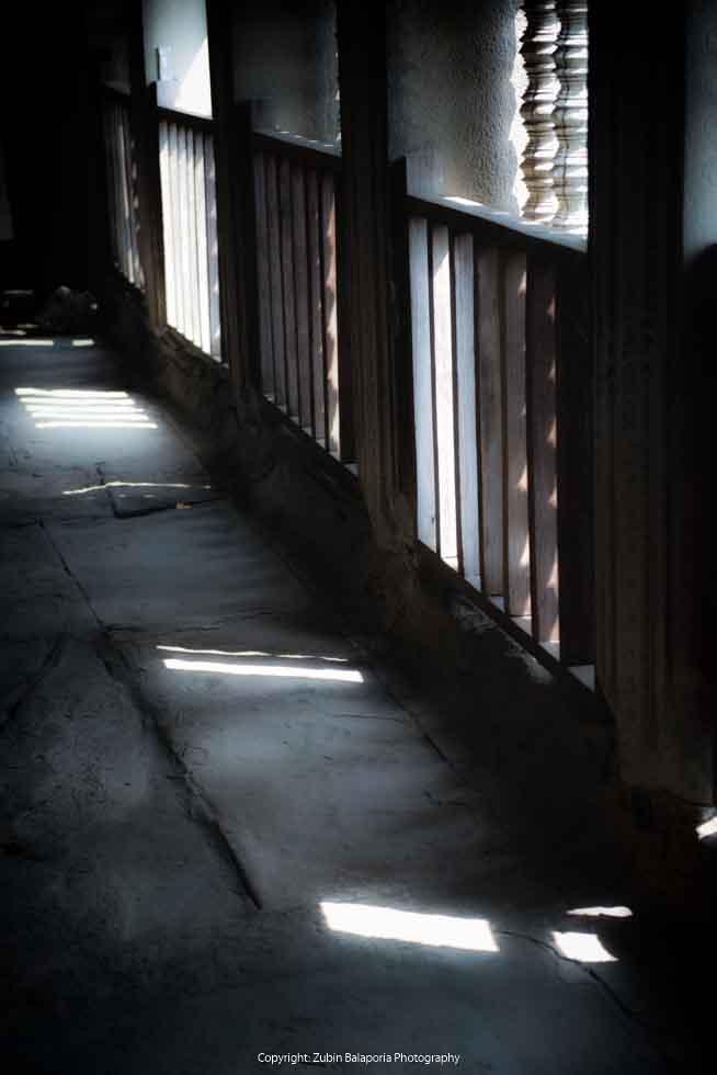 Angkor Wat - Light and Shadows 01
