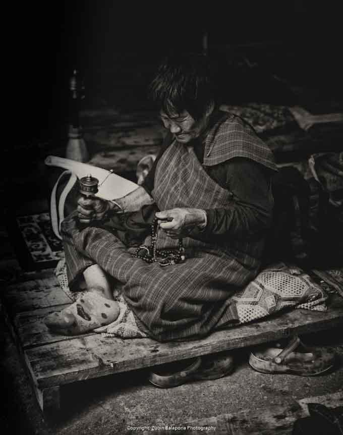 Humility - The Nuns of Bhutan