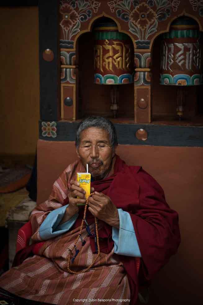 The Juicy Monk
