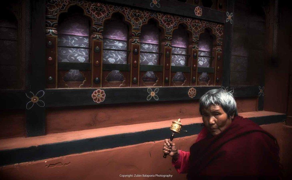 Reverence - The Nuns of Bhutan