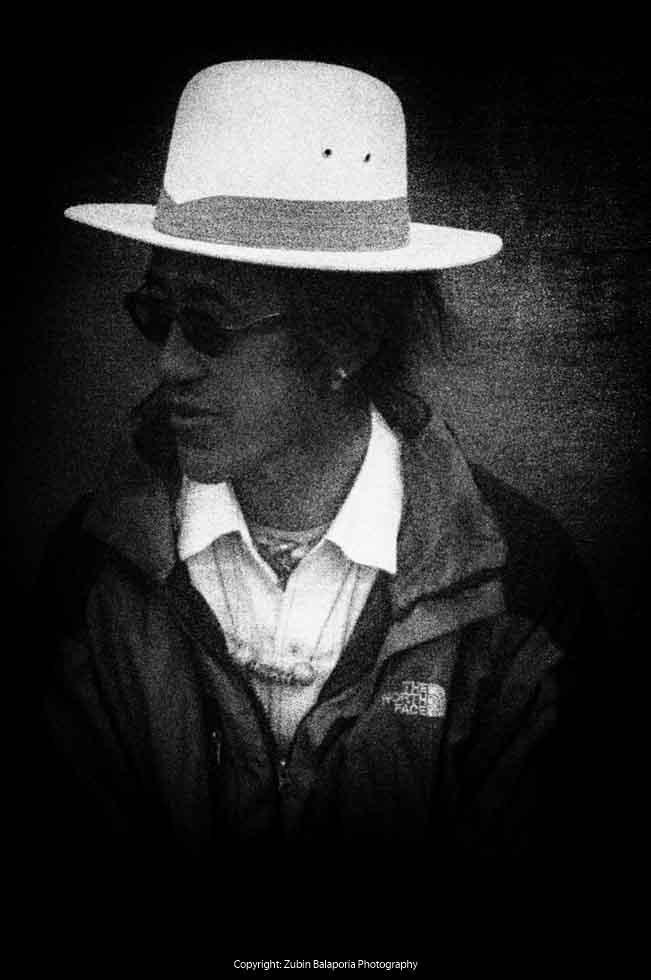 Ladakhi Cowboy