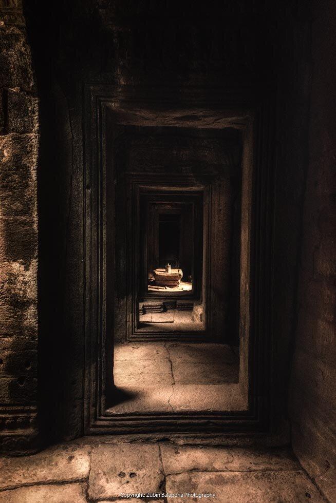 Angkor Shrine