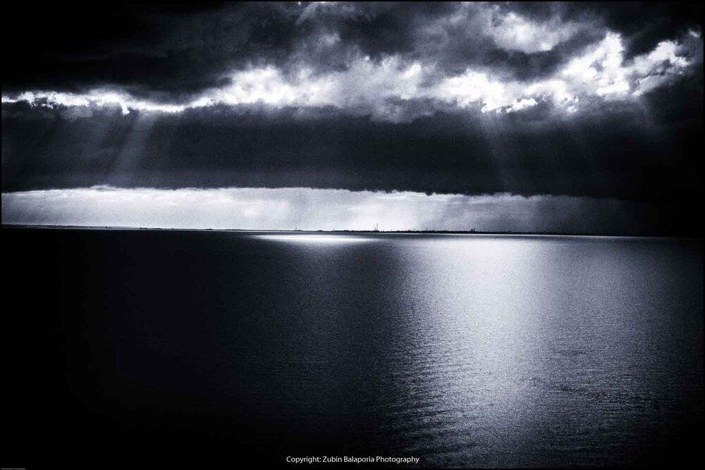 Heavenly Spotlight