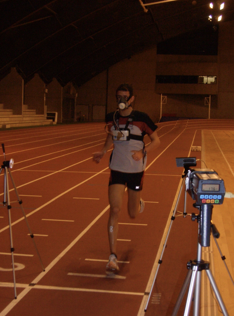Running kinetics and kinematics & distance running -
