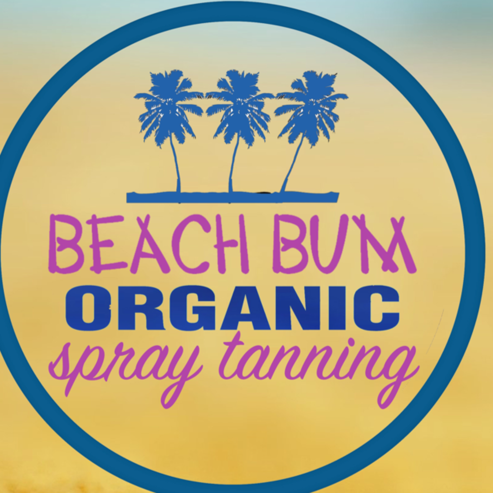 Jena Sarakinis - Beach Bum organic Spray Tanning I started Beach Bum with the vision to help people save their skin!As a practicing skin therapist and laser technician for over 9 years I was noticing a trend among  my clients. They were experiencing pre mature skin aging, sun damage, and some even skin cancer caused from prolonged sun exposure and tanning bed use. This was when I started to recommend them getting a spray tan vs tanning beds when prepping for an event. Always wearing and re applying sunscreen is crucial. I'm constantly educating my clients on how to protect their skin. It didn't take me long to realize this was what I needed to do to continue serving my purpose. I wanted to make sure I was using only the highest quality, natural ingredients, and providing my clients with an