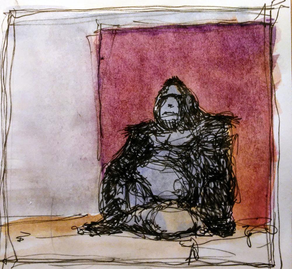 Zen Gorilla