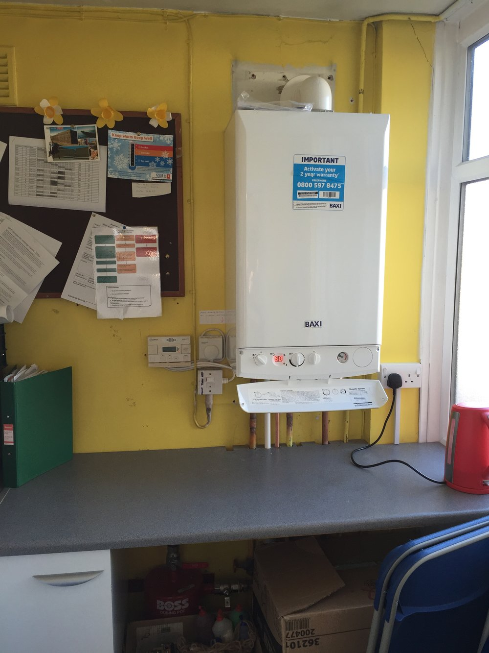 New wall hang condensing boiler to replace old faulty atmoshperic non condensing boiler.JPG