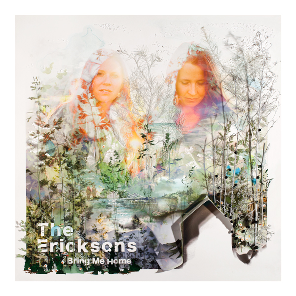 The Ericksons - Album Cover