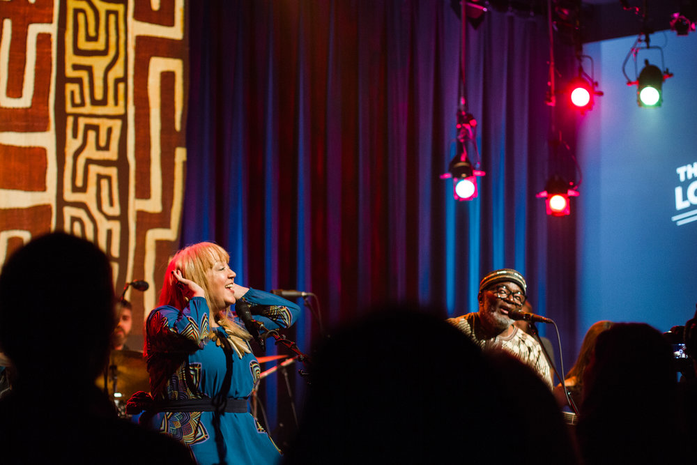Minneapolis musician Siama Matuzungidi