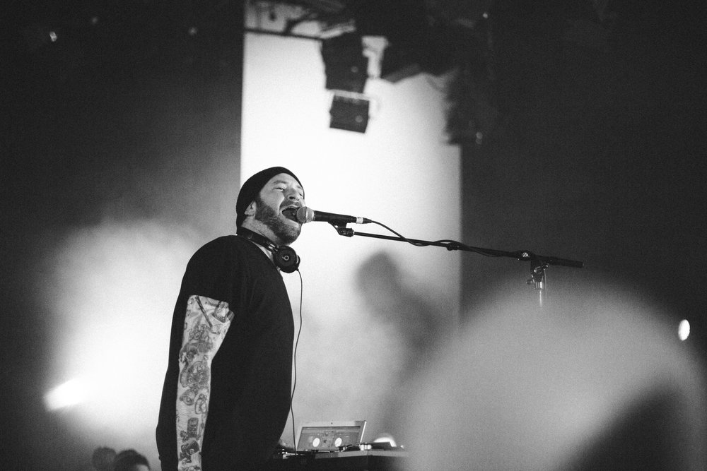 P.O.S. of Minneapolis-based Doomtree for TPT's the Lowertown Line