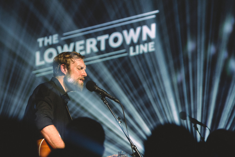 Communist Daughter taping of the Lowertown Line