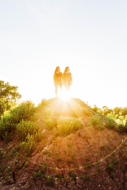 Promo Photos for Minneapolis based band The Ericksons