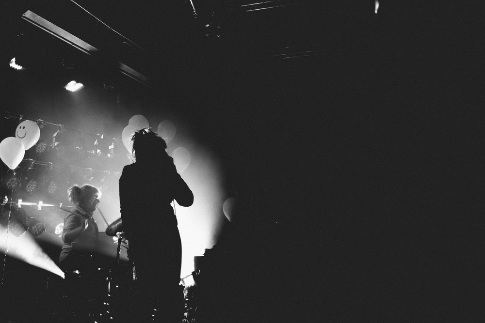 Photos of Minneapolis band Kitten Forever