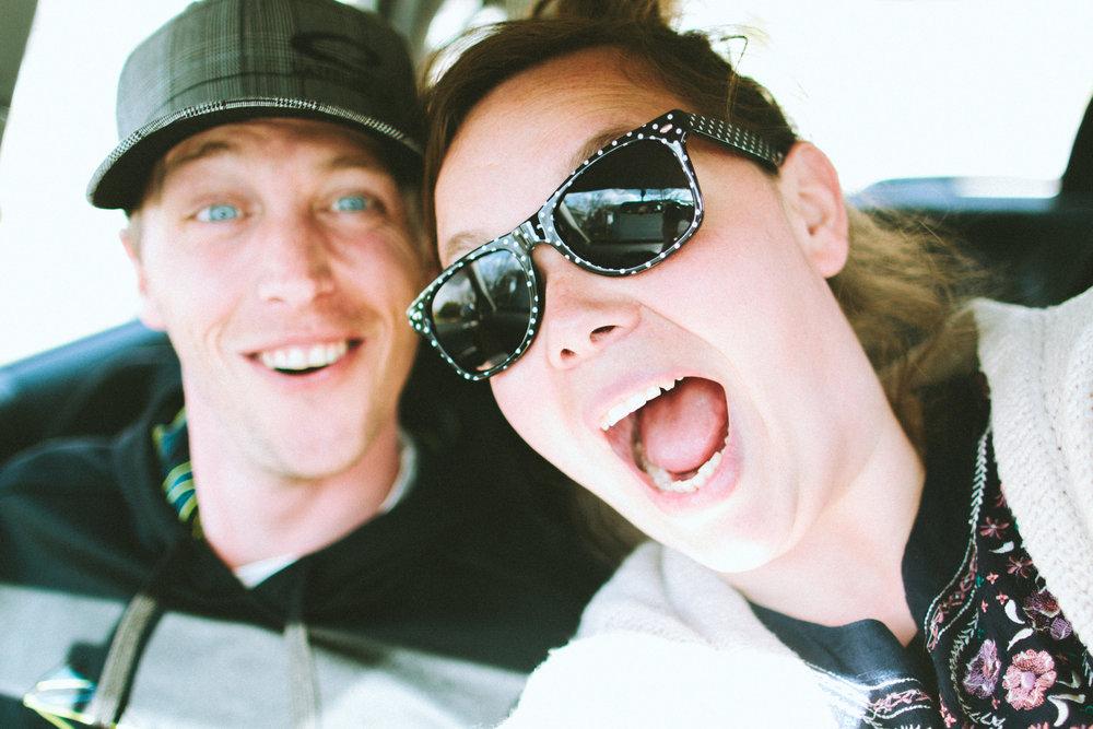 Van Life Couple in Seattle, Washington