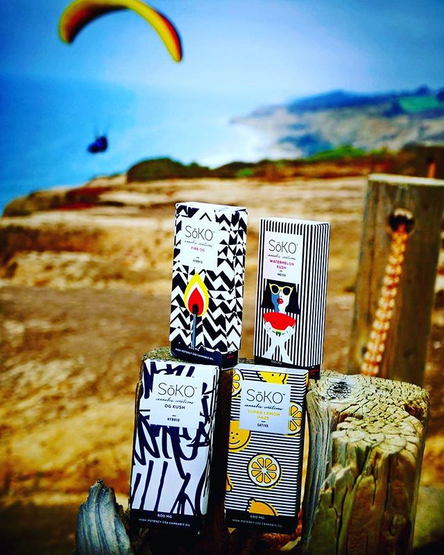 Get a head start on the summer weekend with Soko Cannabis Creations organic concentrates! #sandiego #sokocanna #sportsmedicine #cbdoil #cannabis #california #cbdinfused #cbdisolate #concentrate #cannabisconcentrates #edm #fashion #hempseedoil #hempclothing #miami #miamiedm #miamivip #marijuana #topical #topicalcannabis