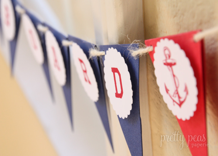 Nautical Baby Shower Decor and Inspiration
