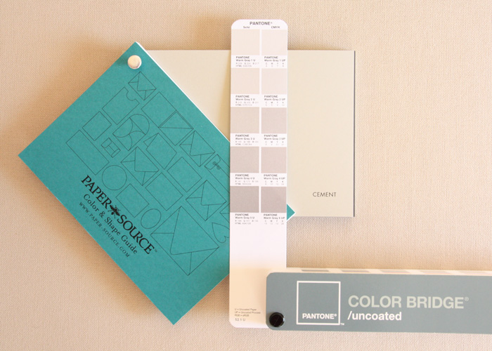 Paper Source Pantone CMYK RGB Color Guide
