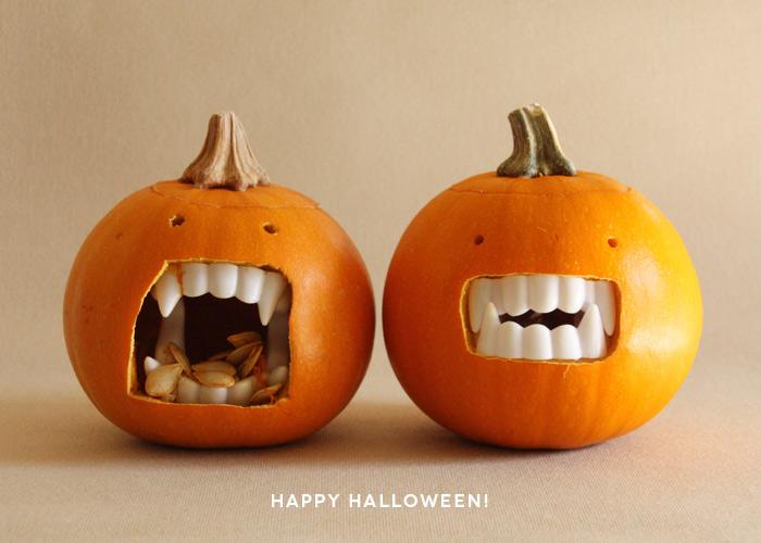 dracula domo pumpkins