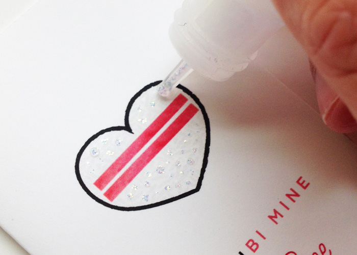 "Free Printable ""Musubi Mine Valentine"""