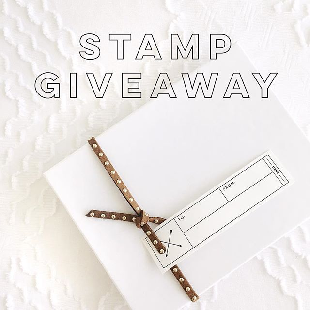 "STAMP GIVEAWAY! I'm giving away a 4x1 mounted ""Arrows Gift Tag"" stamp to one lucky snail mailer. 🏹 - - - How to enter: 1) Follow @prettypeaspaperie. 2) Tell me below if you: a) love wrapping gifts b) prefer gift bags c) use no wrapping at all . Earn *15* BONUS entries if you purchase a stamp during our Warehouse Sale before Monday AND tell me below. (Sometimes your IG names are different from Etsy and it's tough to tell.) . Tomorrow is the last day for custom orders! I'm almost out of room on the sheet so I moved the deadline up by a day!!) - - - Rules: - You must be over 18 to win. - Winner will be notified by DM. You must respond within 24 hours or you forfeit the prize. (We have to confirm your shipping address.) - The prize will include 1 4x1 stamp mailed via USPS First Class. - Giveaway closes on 8/5/18 at 8:00pm PST. Winner will be chosen (and notified) no later than 8/8/18. - We reserve the right to change or cancel this giveaway at any time. - This giveaway is not sponsored by Instagram. - - - Thank you for keeping snail mail alive! . . . . . #giveaway #gifttag #gift #gifting #giftwrap #rubberstamp #clearstamps #handstamped #handmade #etsy #papergoods #dailydoseofpaper #happymail #stationeryaddict #shopsmall #texasmade #htx #prettypeaspaperie #specialdelivery #letterlove #prettypeaspaperie"