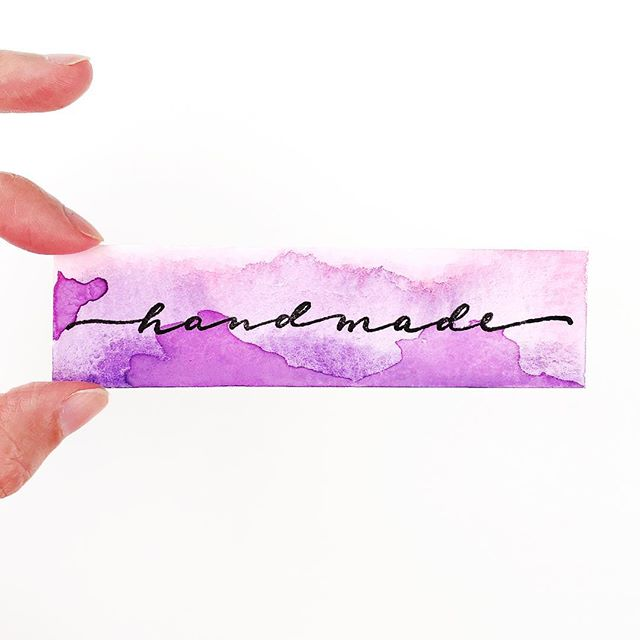 "Happy to announce we have TWO winners for this giveaway... congrats to @paperfraeulein and @southpaw_dog! You both get a ""handmade"" stamp! Please DM me to take care of the details. :) . Thank you to everyone who entered! Still more giveaways to come! . . . . . #giveaway #gifttag #maker #watercolor #makersgonnamake #makersmovement #handlettering #rubberstamp #clearstamps #handstamped #handmade #etsy #papergoods #dailydoseofpaper #happymail #stationeryaddict #shopsmall #texasmade #htx #prettypeaspaperie #specialdelivery #letterlove #prettypeaspaperie"