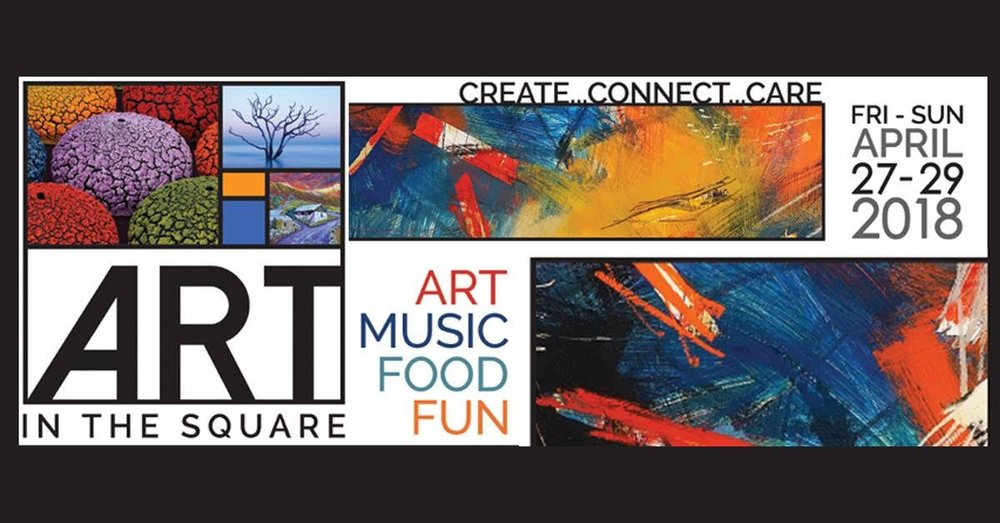 "Apex Arts League   champions ""The Emerging Artist"" Program at Art in the Square Southlake"