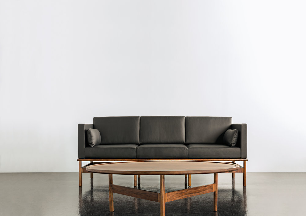 > Hartford Sofa and Coffee Table.