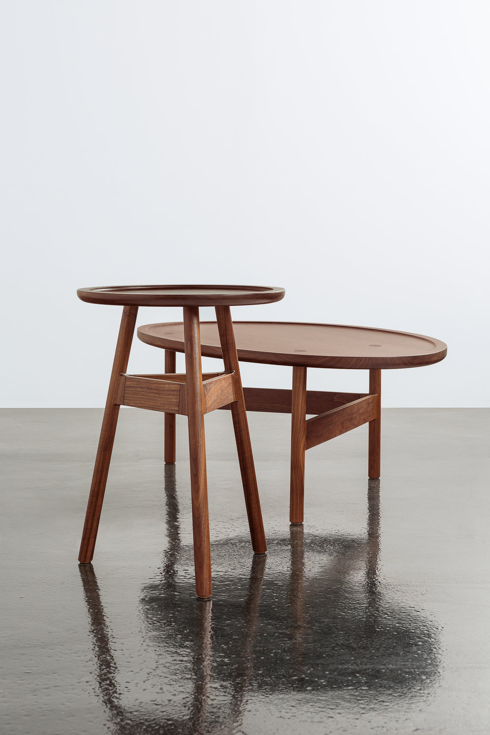 > Hartford Side Table and Coffee Table.