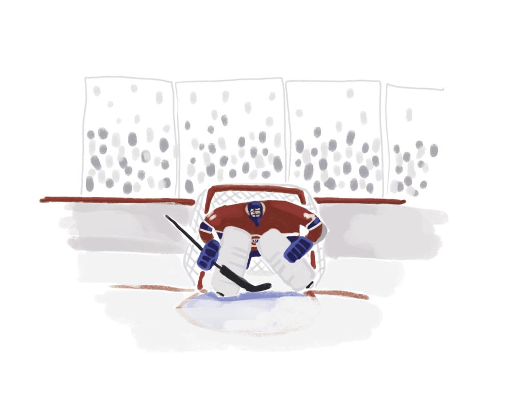 Goaler Canadiens Hockey Hello Mireille St-Pierre.png