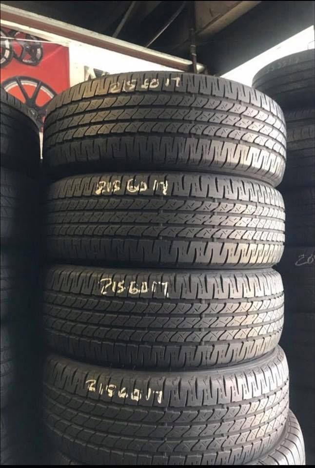 LRT WAREHOUSE USED TIRES