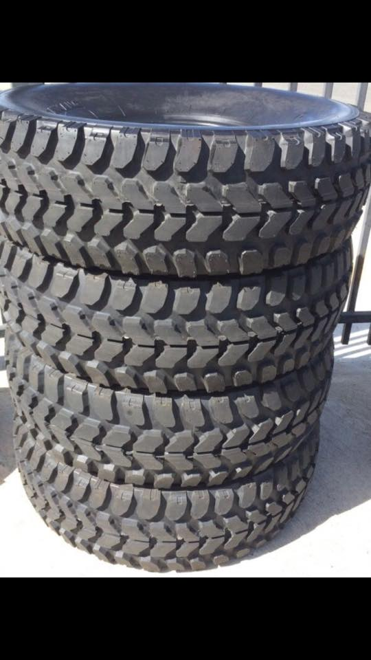 LRT WAREHOUSE USED TIRES TRUCK