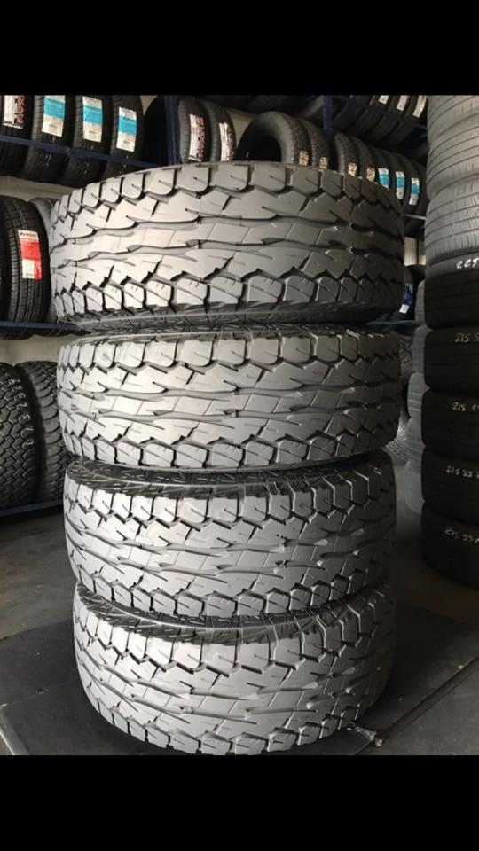 LRT Warehouse truck Tires
