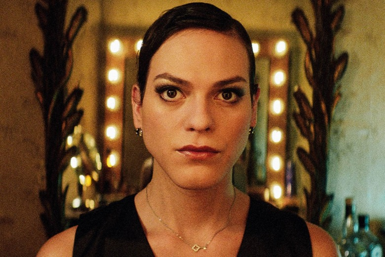 Daniela Vega as Marina in  A Fantastic Woman . Courtesy of Sony Pictures Classics