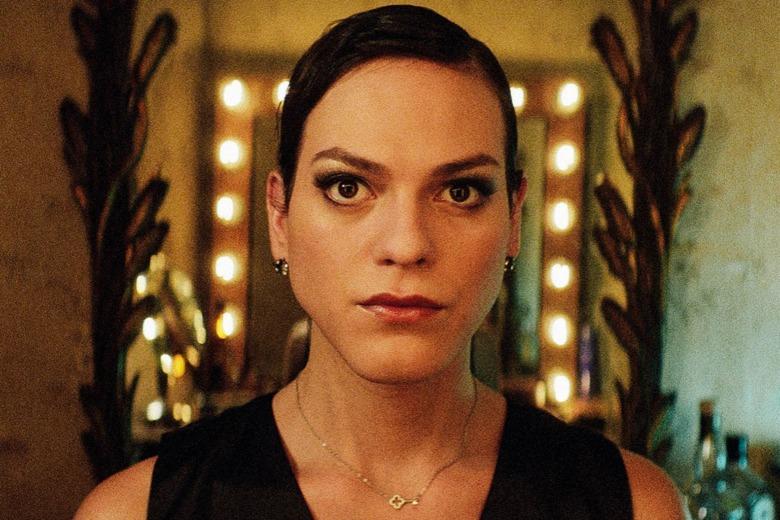 Daniela Vega as Marina in  A Fantastic Woman . Courtesy of Sony Pictures Classics