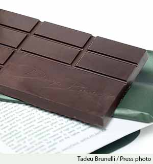 Cupuaçu: Brazil's new alternative to chocolate - Forget carob; Cupuaçu, cocoa's Brazilian cousin, is a new contender in the field of tasty chocolate substitutes.The Guardian, April 2014